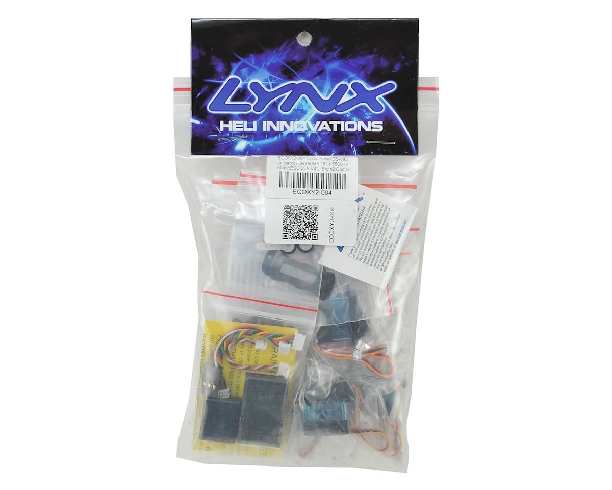 OXY Heli Oxy 2 Electronics Combo Pack 4