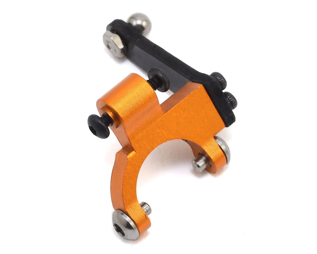 OXY Heli Aluminum Tail Bell Crank (Orange) (Oxy 3)