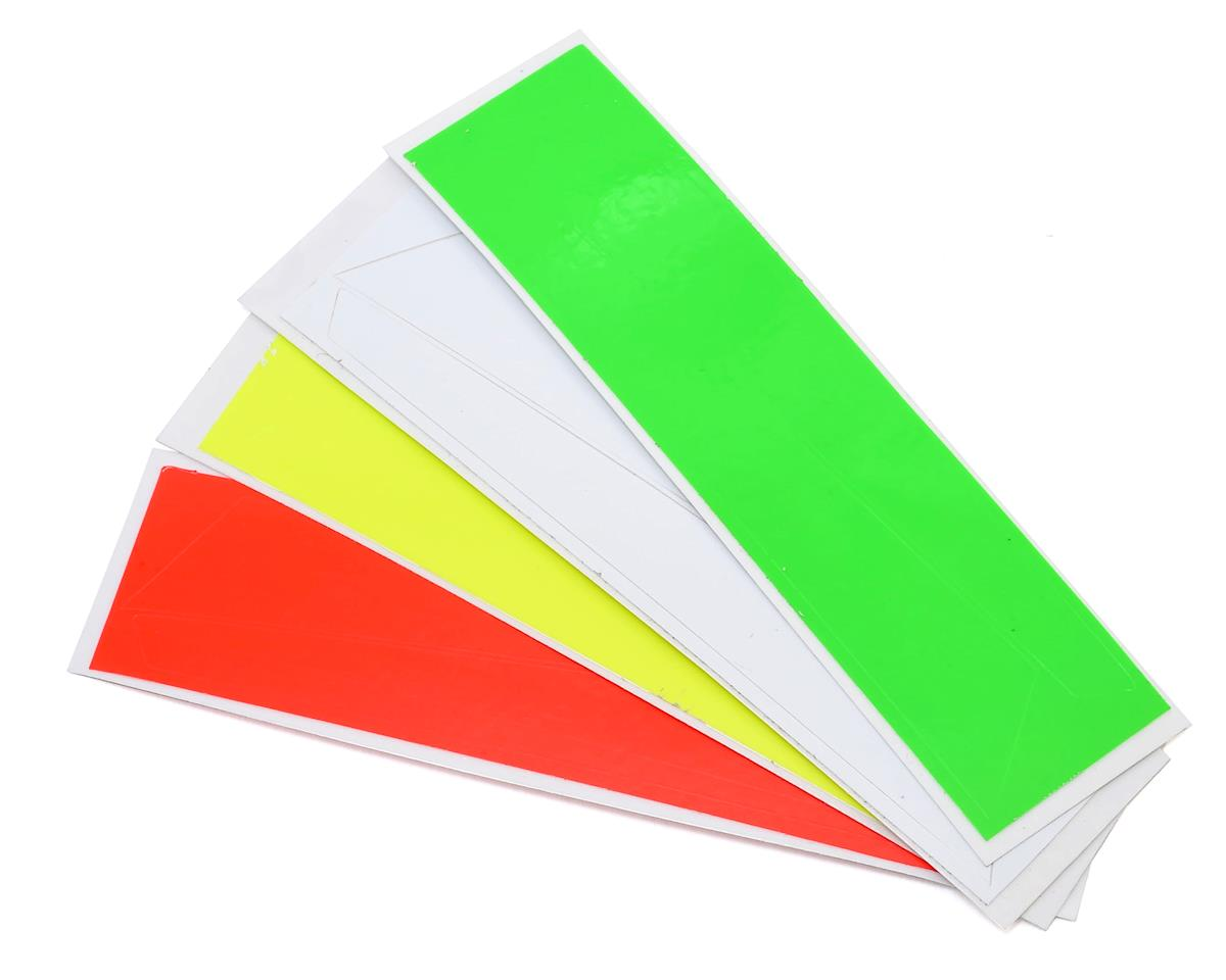 OXY Heli Vertical Fin Sticker Set (Oxy 3)