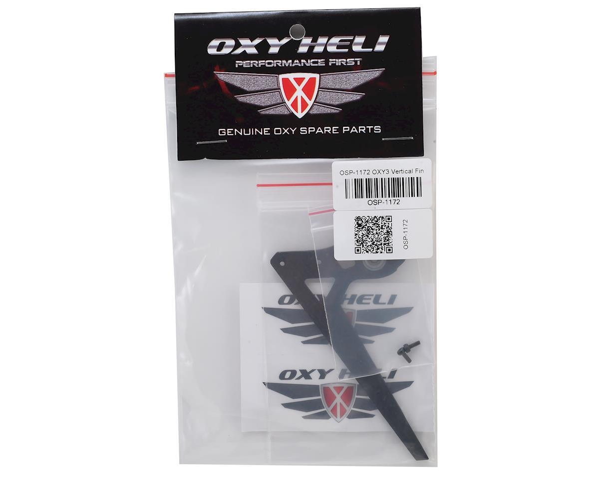 OXY Heli Vertical Fin (Oxy 3)