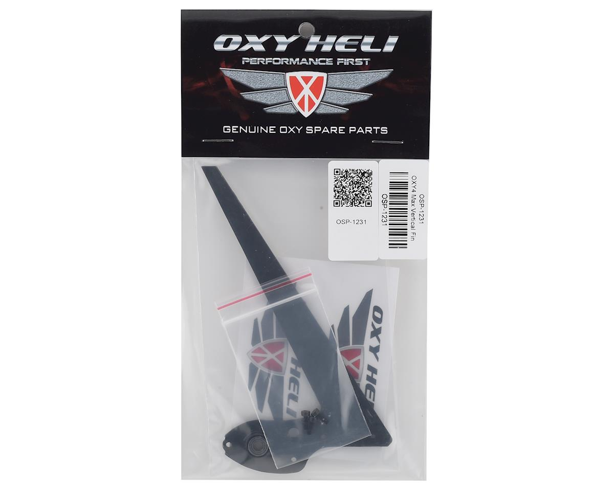 OXY Heli Vertical Fin (Oxy 4 Max)