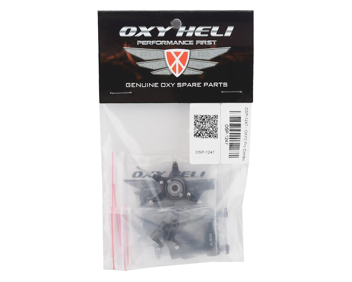 OXY Heli Oxy 2 Pro Combo Upgrade Set