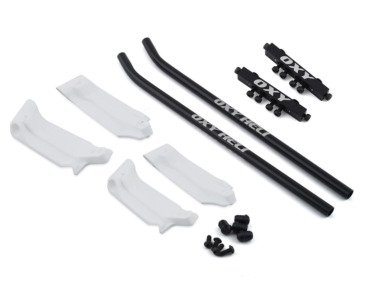 OXY Heli Plastic Landing Gear Set (White) | alsopurchased
