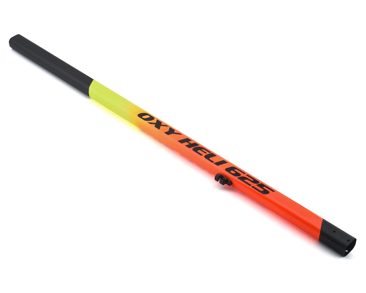 Image 1 for OXY Heli Oxy 5 MEG Tail Boom (Yellow/Orange)