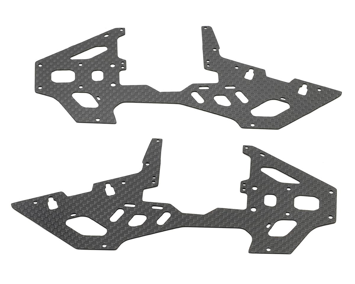 Carbon Fiber Main Frame Set (2) by OXY Heli