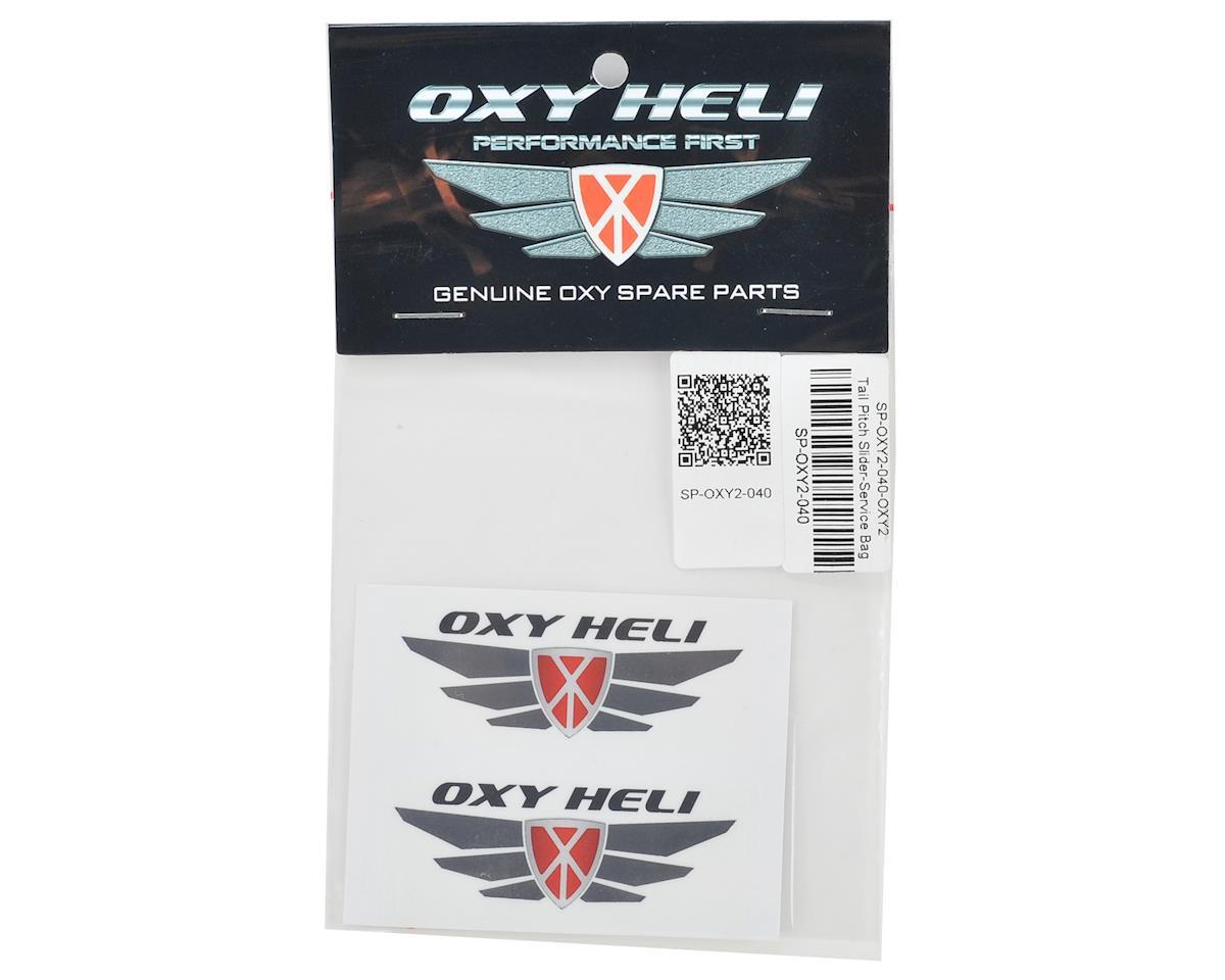 OXY Heli Tail Pitch Slider Service Bag