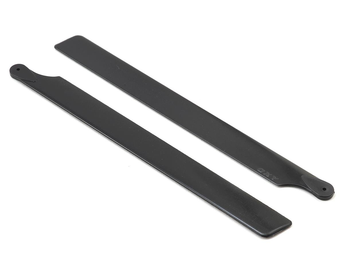 OXY Heli 190mm Carbon Plastic Main Blades (Oxy 2)