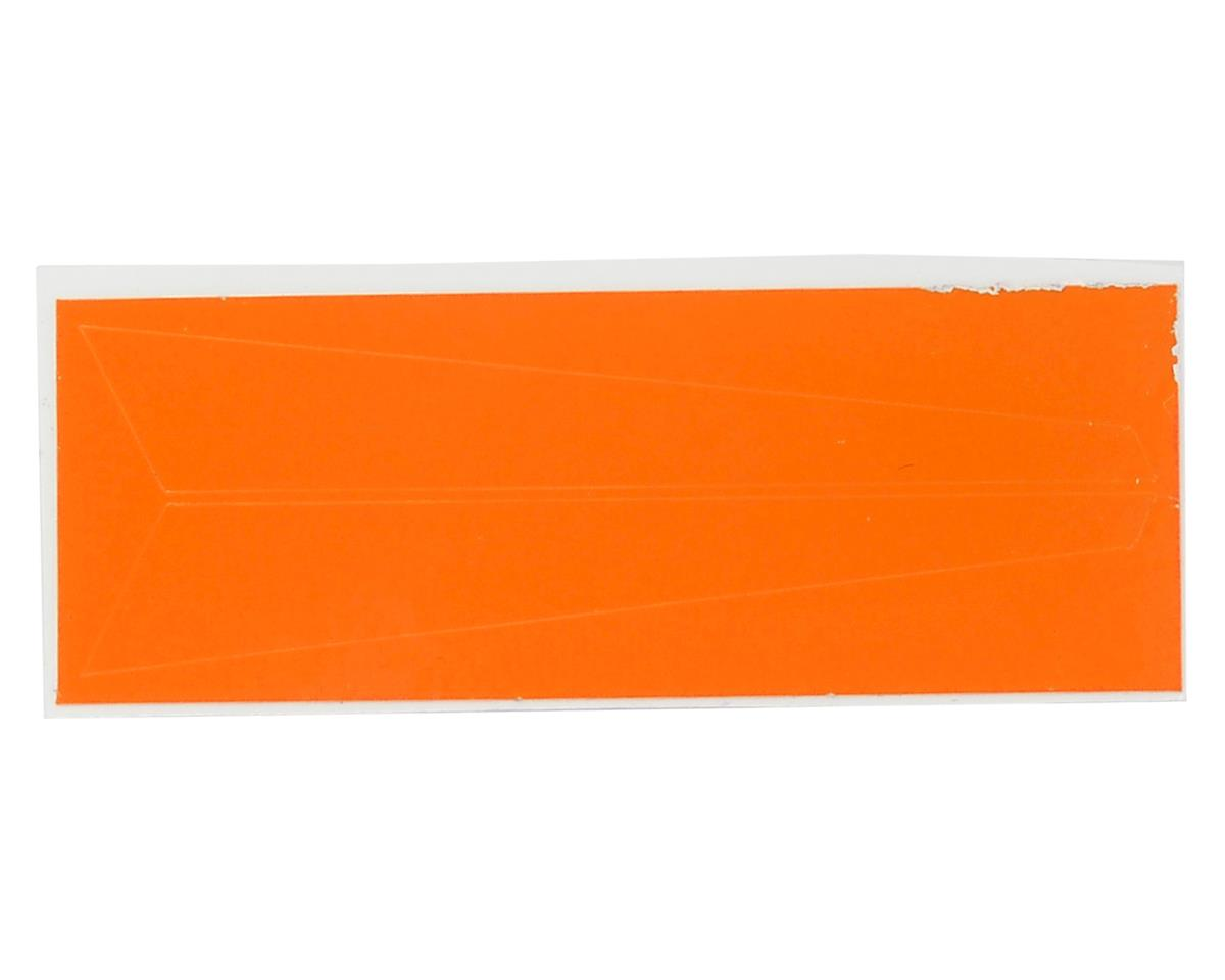 OXY Heli Vertical Fin Sticker (Orange)