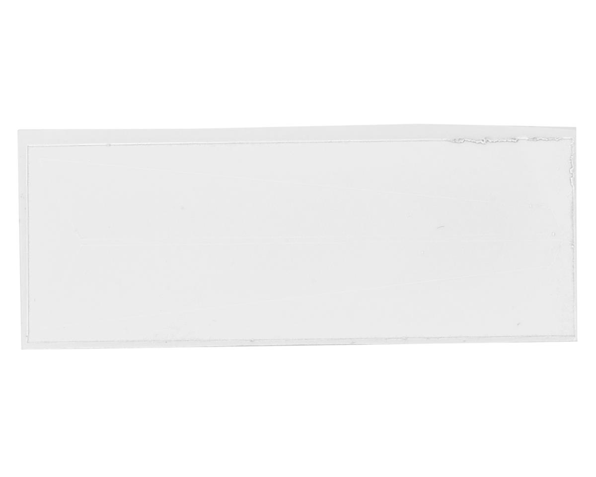 OXY Heli Vertical Fin Sticker (White)