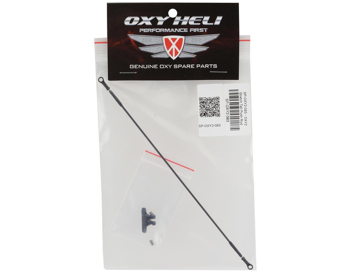 OXY Heli Stretch Tail Push Rod