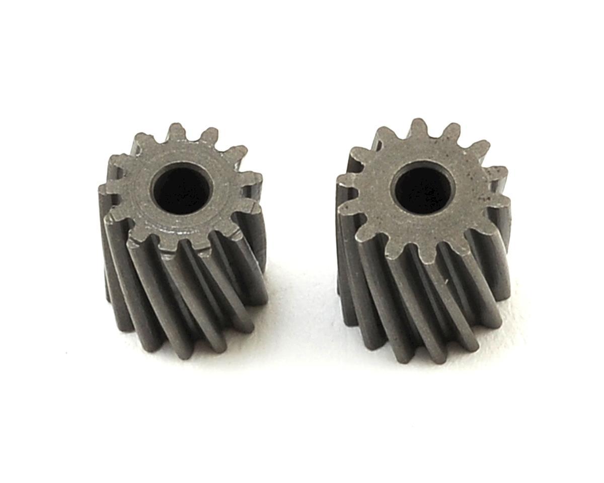 OXY Heli Helical Pinion Set (2mm Motor Shaft) (13,14T)