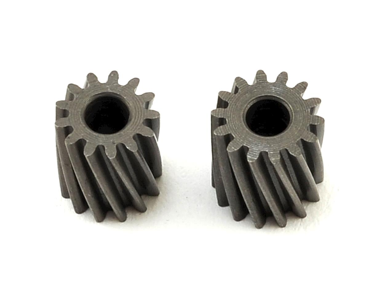 OXY Heli Helical Pinion Set (2.5mm Motor Shaft) (13,14T)