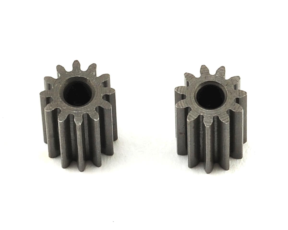 OXY Heli Straight Pinion Set (2mm Motor Shaft) (11,12T)