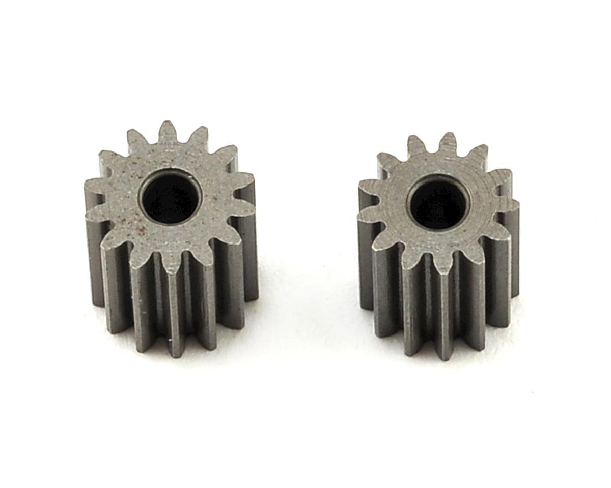 OXY Heli Straight Pinion Set (2mm Motor Shaft) (13,14T)