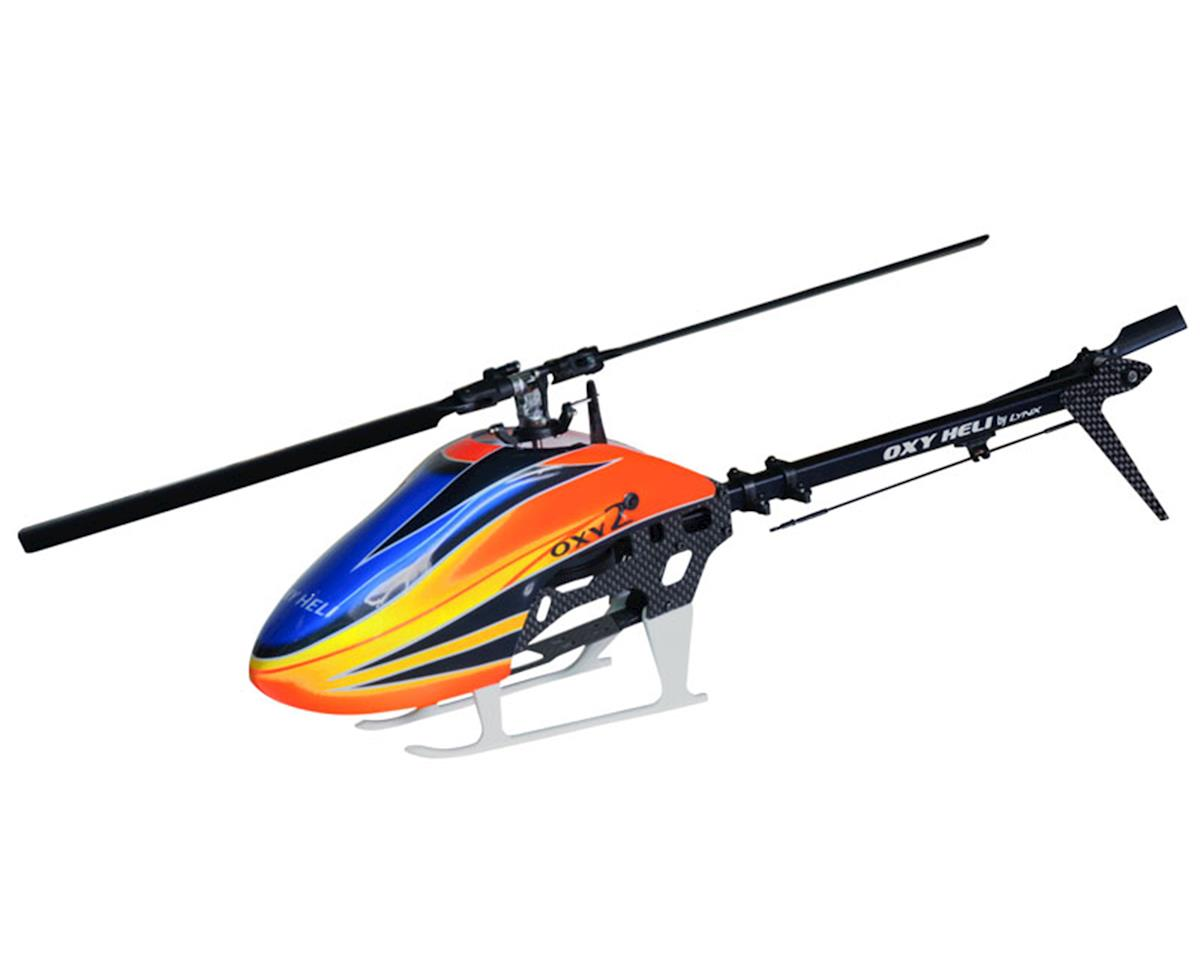 Oxy 2 190 Sport Edition Electric Helicopter Kit by OXY Heli