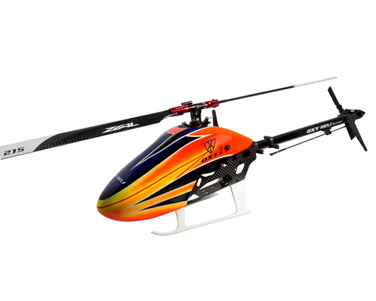 OXY Heli Oxy 2 215 Pro Edition Electric Helicopter Kit