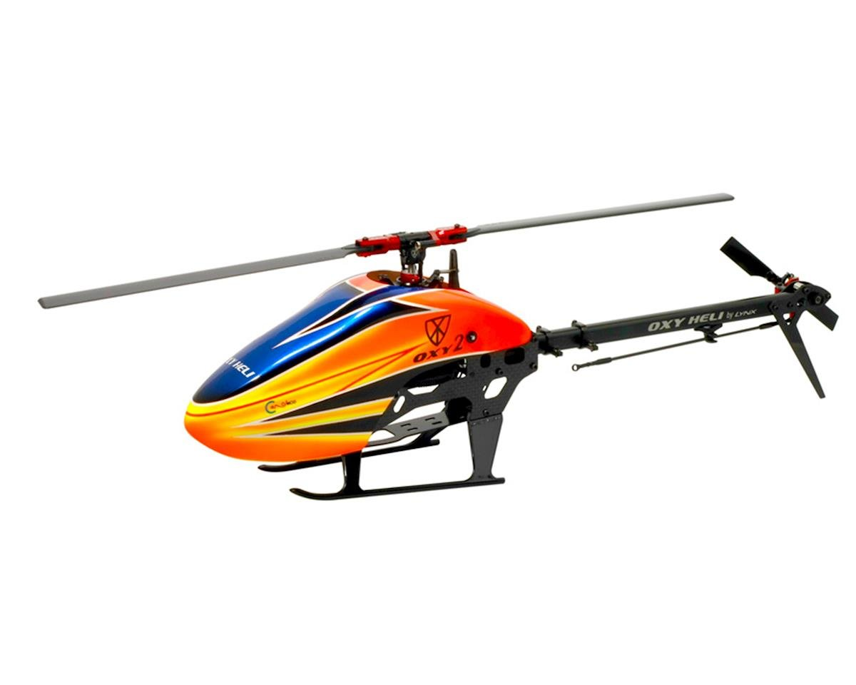 Oxy 2 Factory Edition Electric Helicopter Kit by OXY Heli