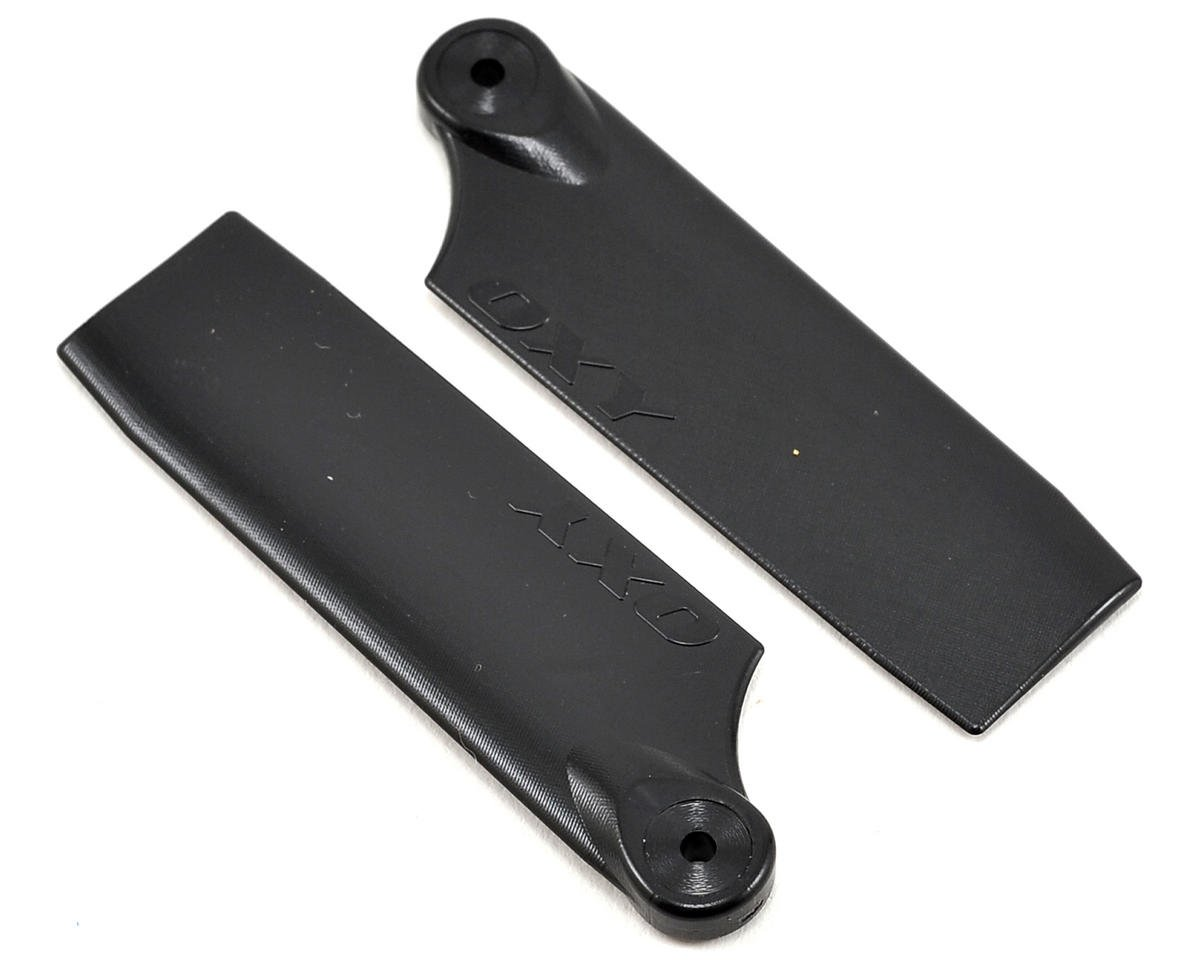 50mm Tail Blade (Black) by OXY Heli