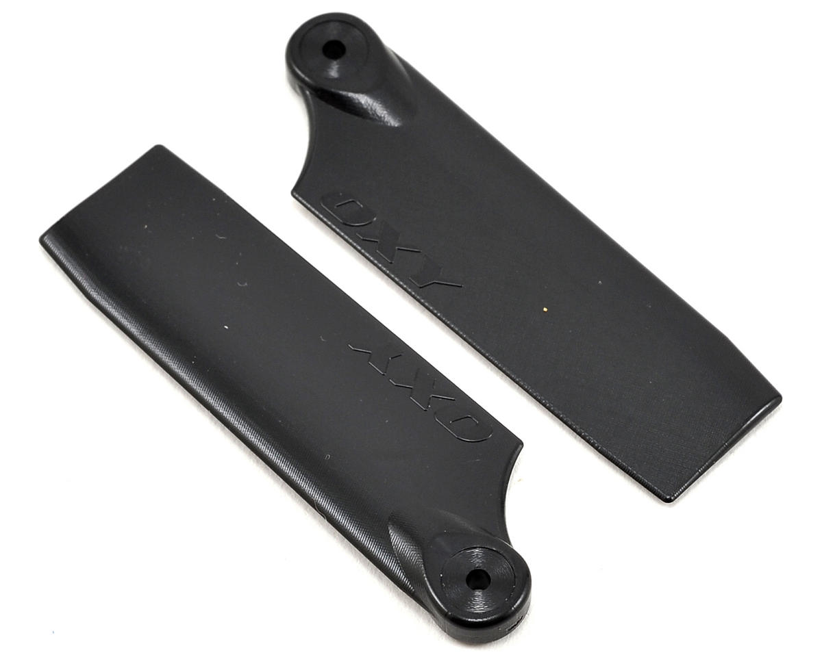 OXY Heli 50mm Tail Blade (Black) (Oxy 3)