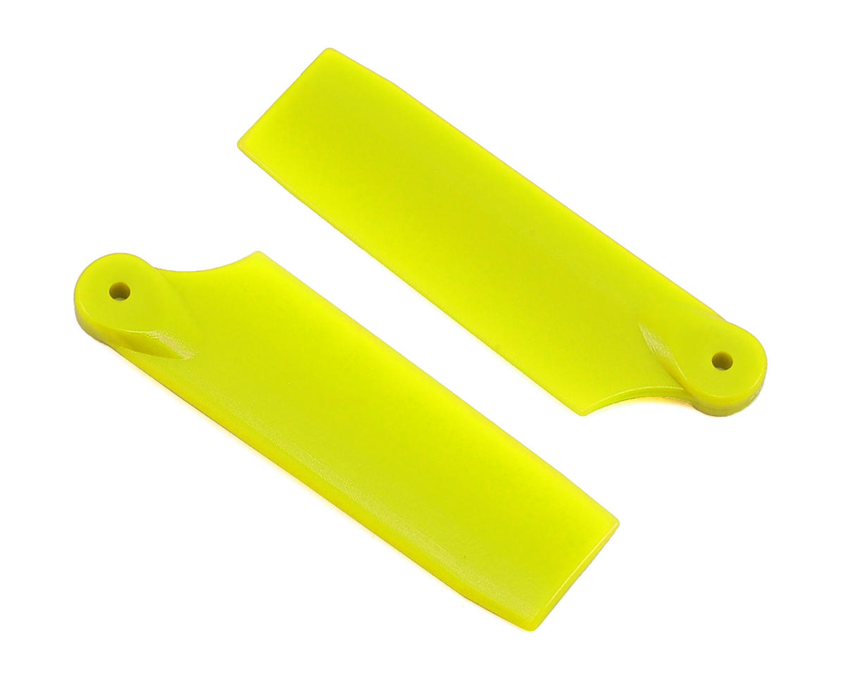 OXY Heli 50mm Tail Blade (Yellow) (Oxy 3)