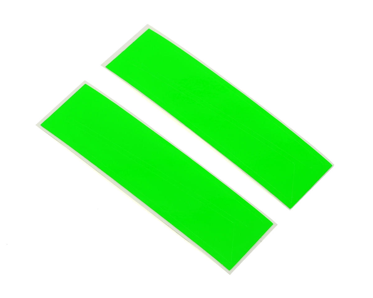OXY Heli Vertical Fin Sticker (Green)