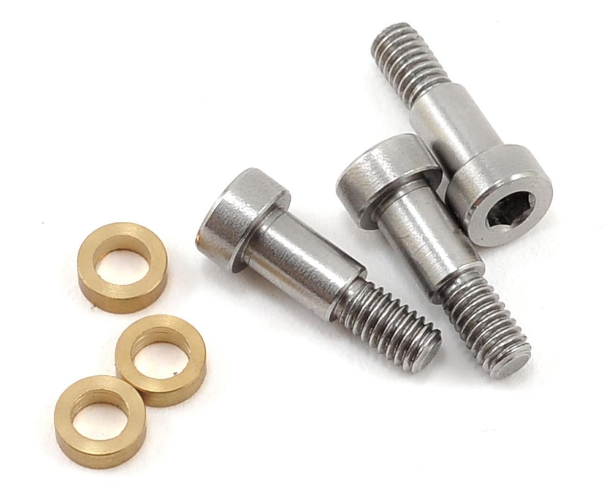 Oxy 3 Qube Tail Hub Pin Screw (3) by OXY Heli