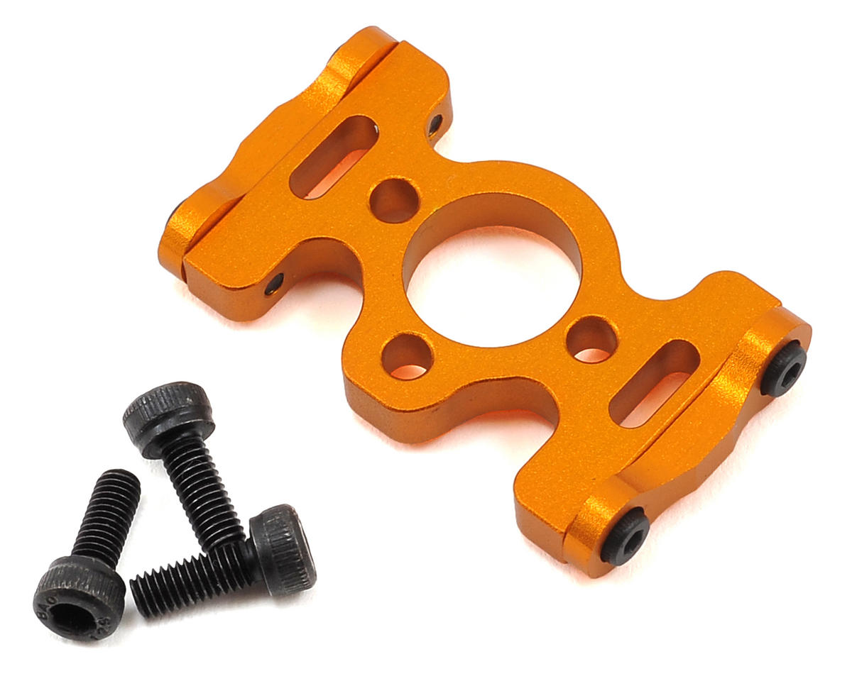 OXY Heli Oxy 3 Tareq Edition Motor Mount (Orange)