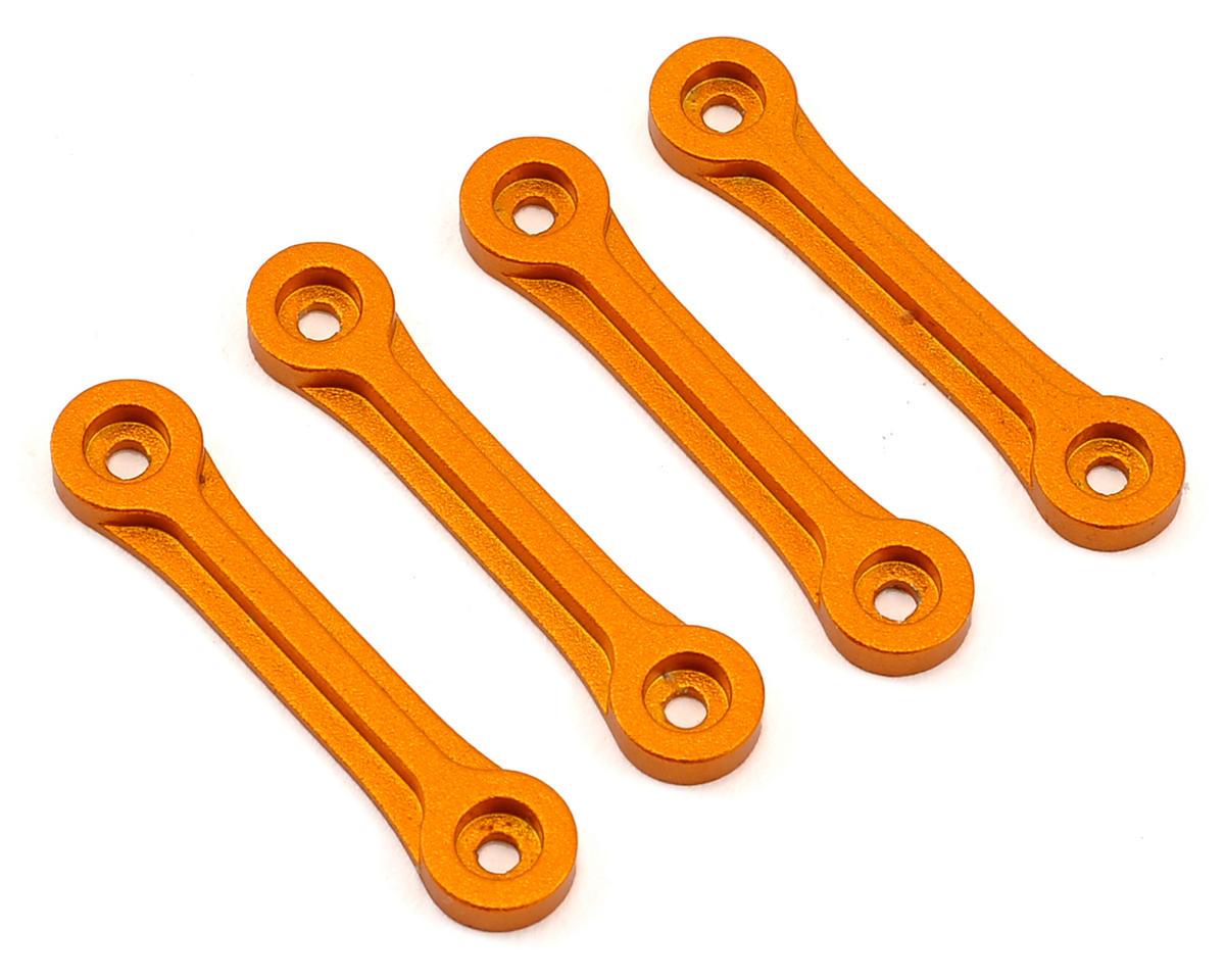 OXY Heli Oxy 3 Tareq Edition Aluminum Boom Clamp Stiffener (Orange)
