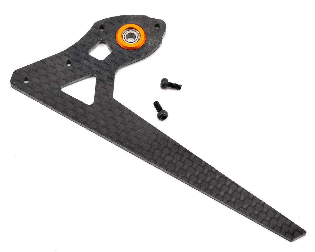 OXY Heli Oxy 3 Tareq Edition Carbon Fiber Vertical Tail Fin