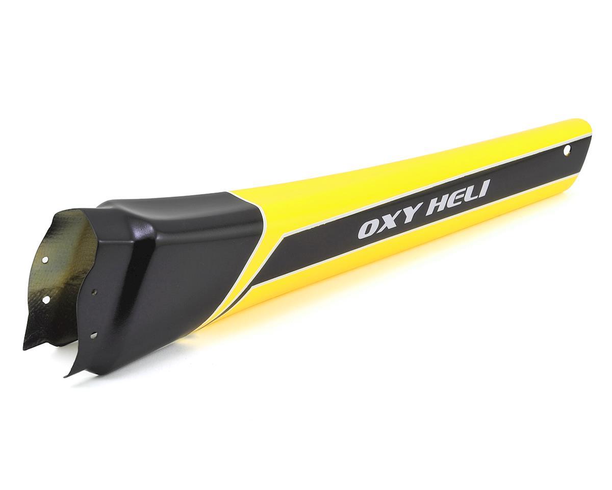 OXY Heli Oxy 3 Speed Boom (Yellow) (Oxy 3)