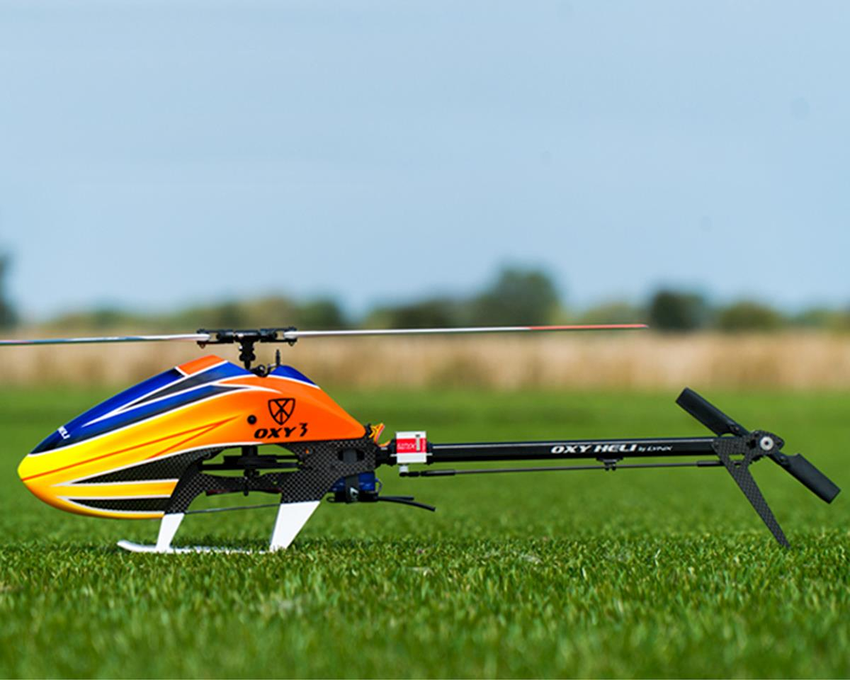 OXY Heli Oxy 3 270 Pro Electric Helicopter Kit