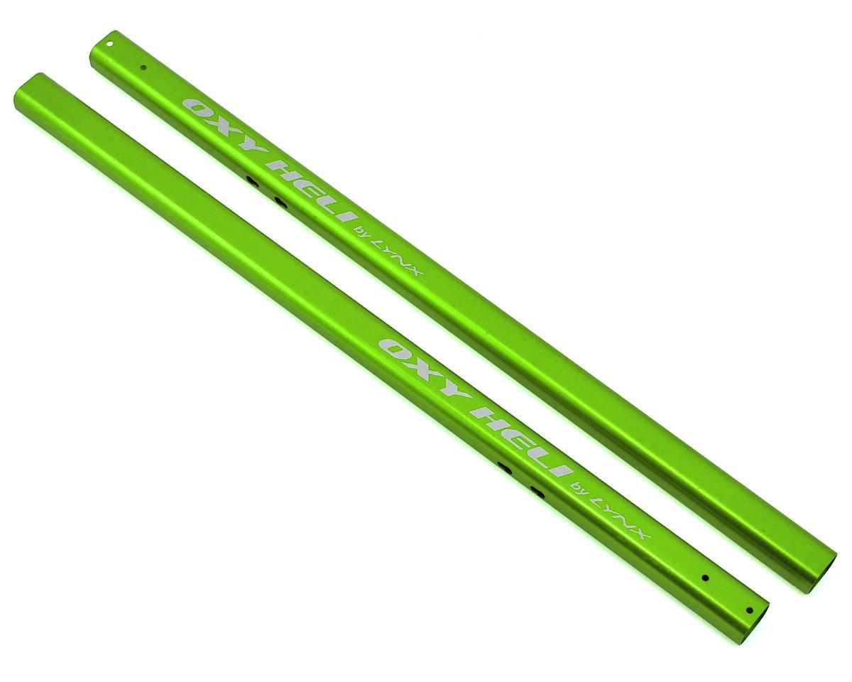 OXY Heli Tail Boom (Green) (2)