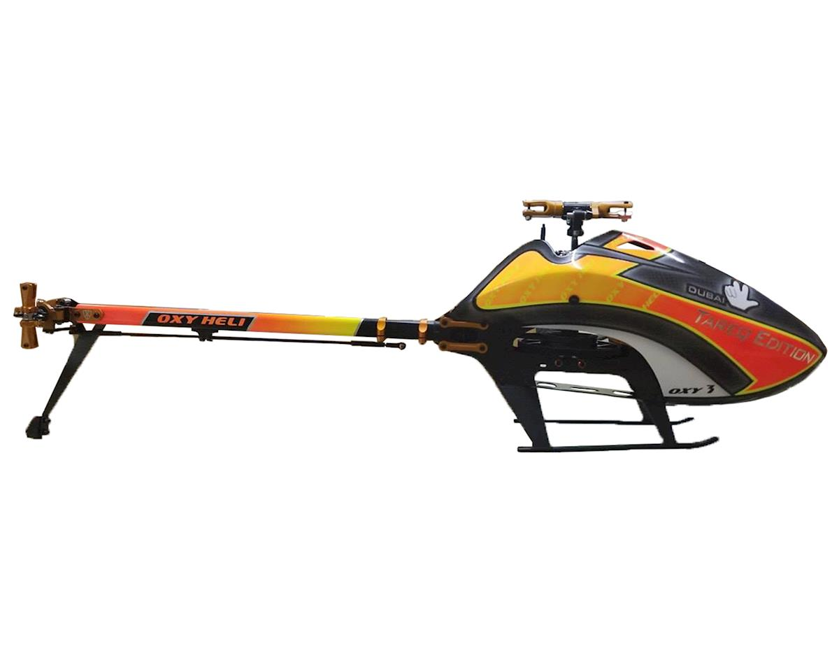 OXY Heli OXY 3 Tareq 2018 Edition Electric Helicopter Kit