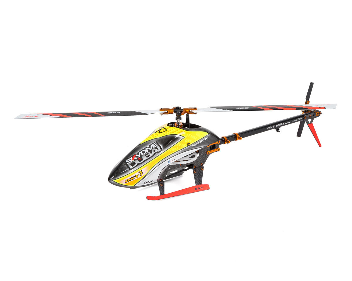 OXY 3 Tareq Edition Electric Helicopter Kit