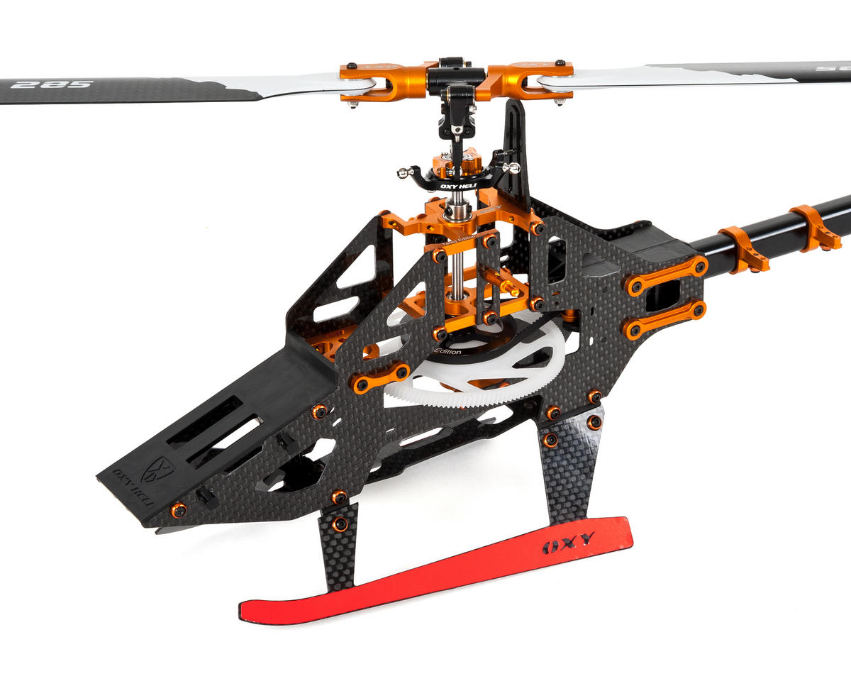 OXY Heli OXY 3 Tareq Edition Electric Helicopter Kit & Xnova XTS2216-4100 Combo