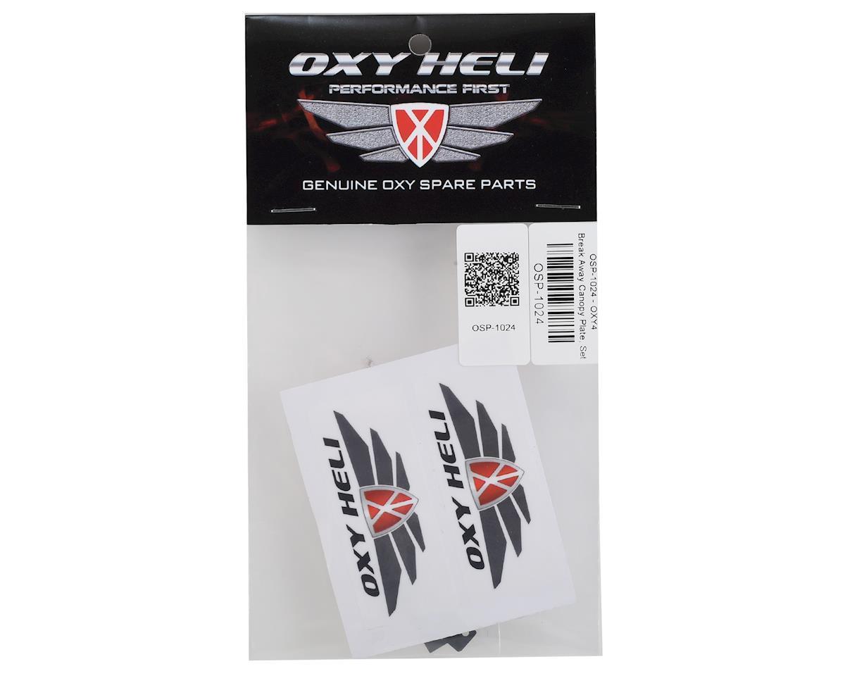 OXY Heli Break Away Canopy Tab (2) (Oxy 4)
