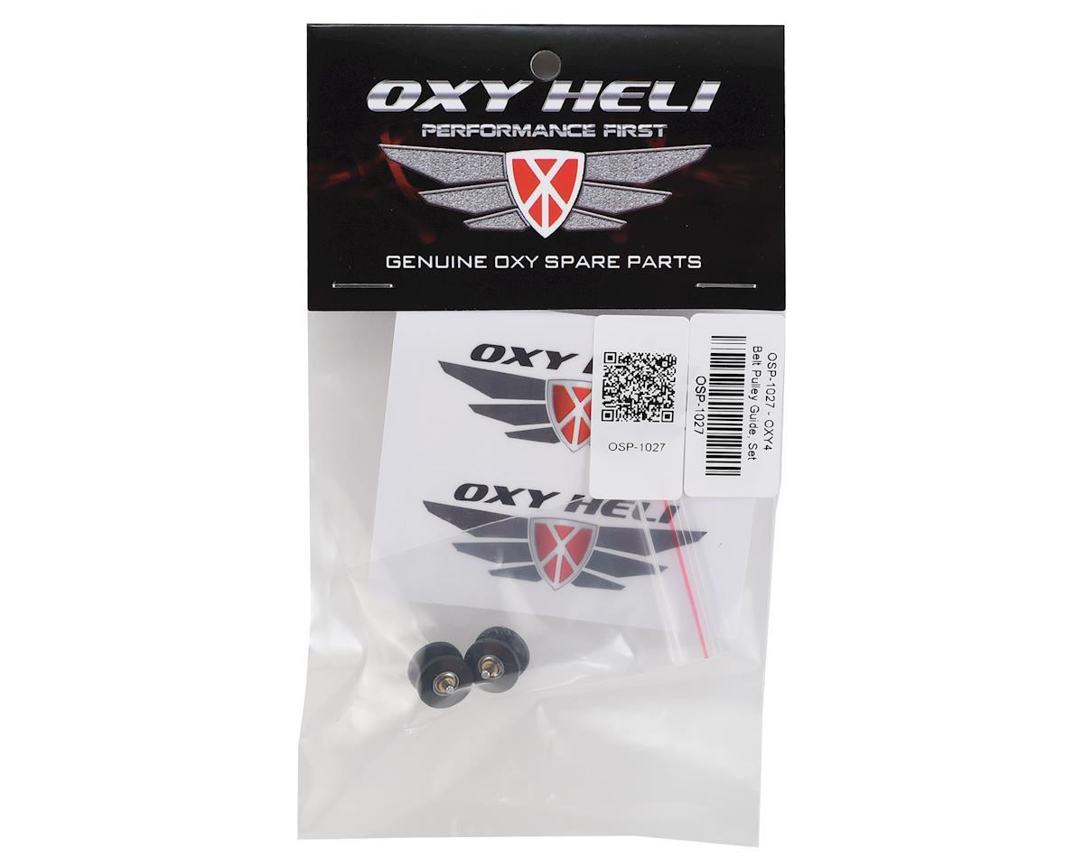 OXY Heli Belt Pulley Guide (2) (Oxy 4)