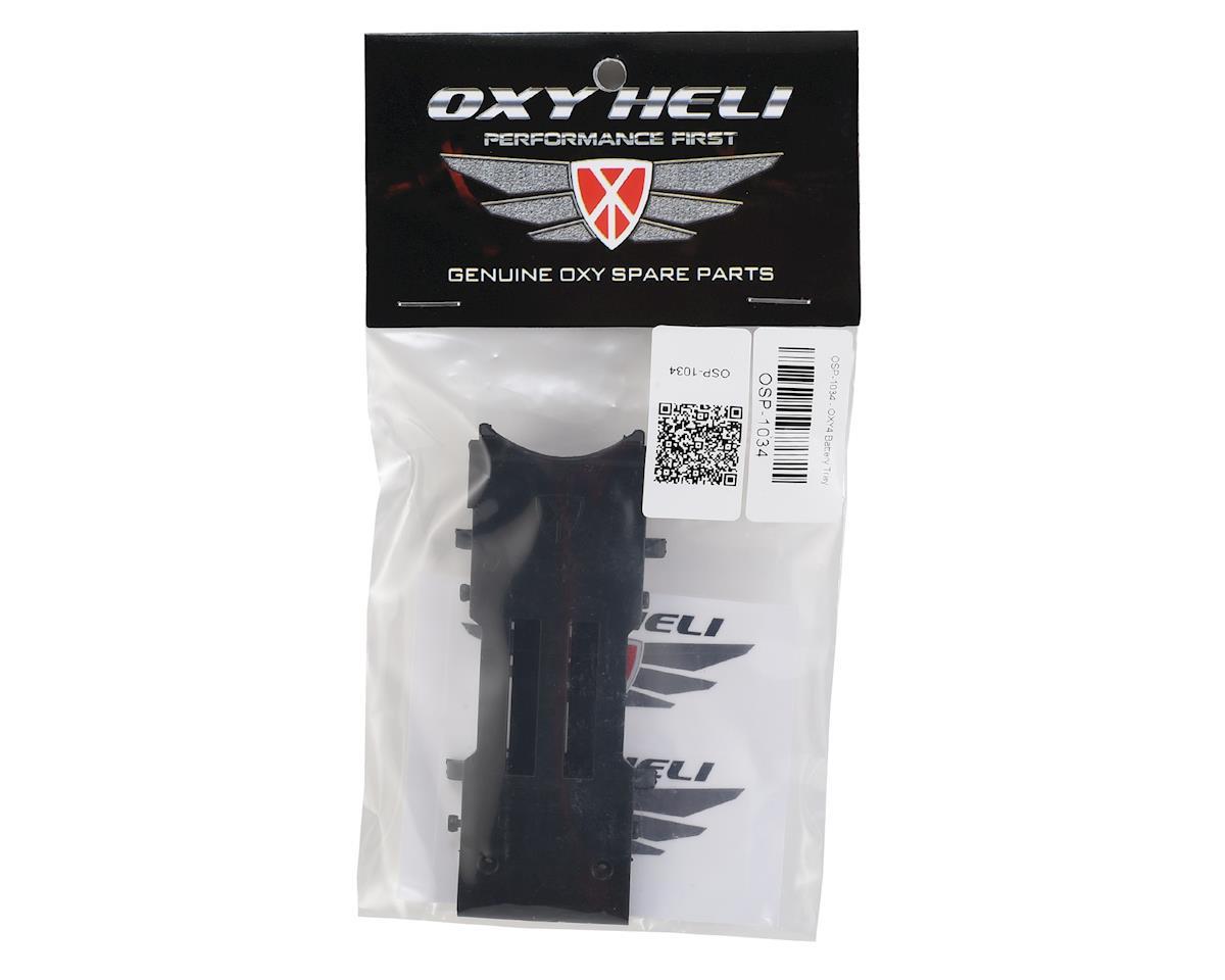 OXY Heli Battery Tray (Oxy 4)