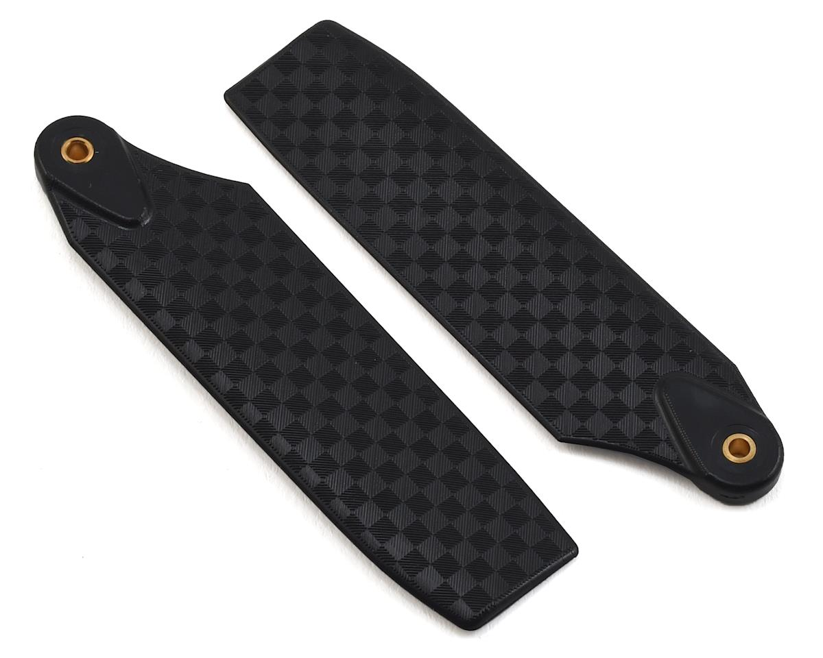 OXY Heli 62mm Tail Blade (Black) (Oxy 4)
