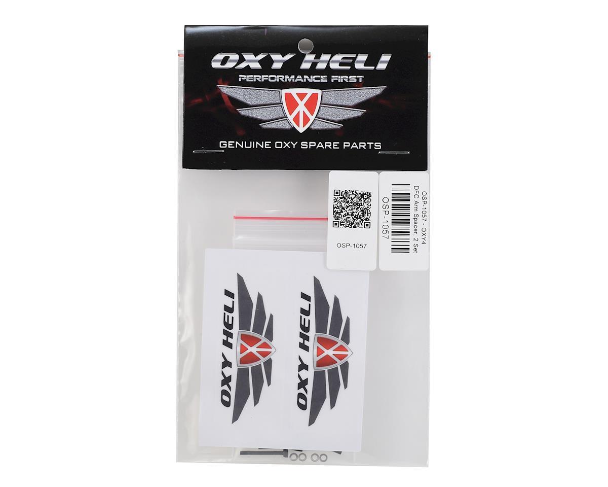 OXY Heli DFC Arm Spacer (4) (Oxy 4)