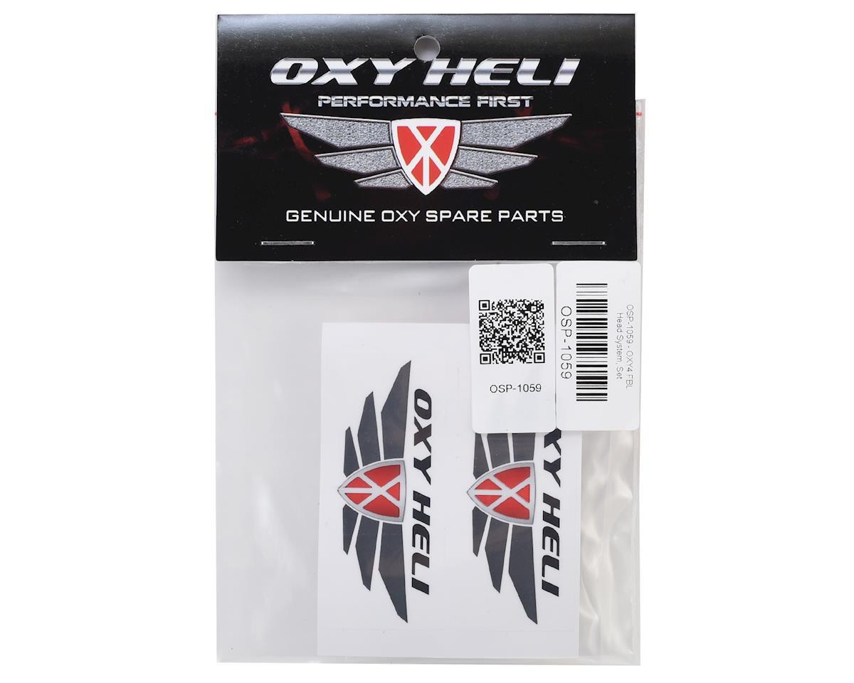OXY Heli FBL Head System Set (Oxy 4)