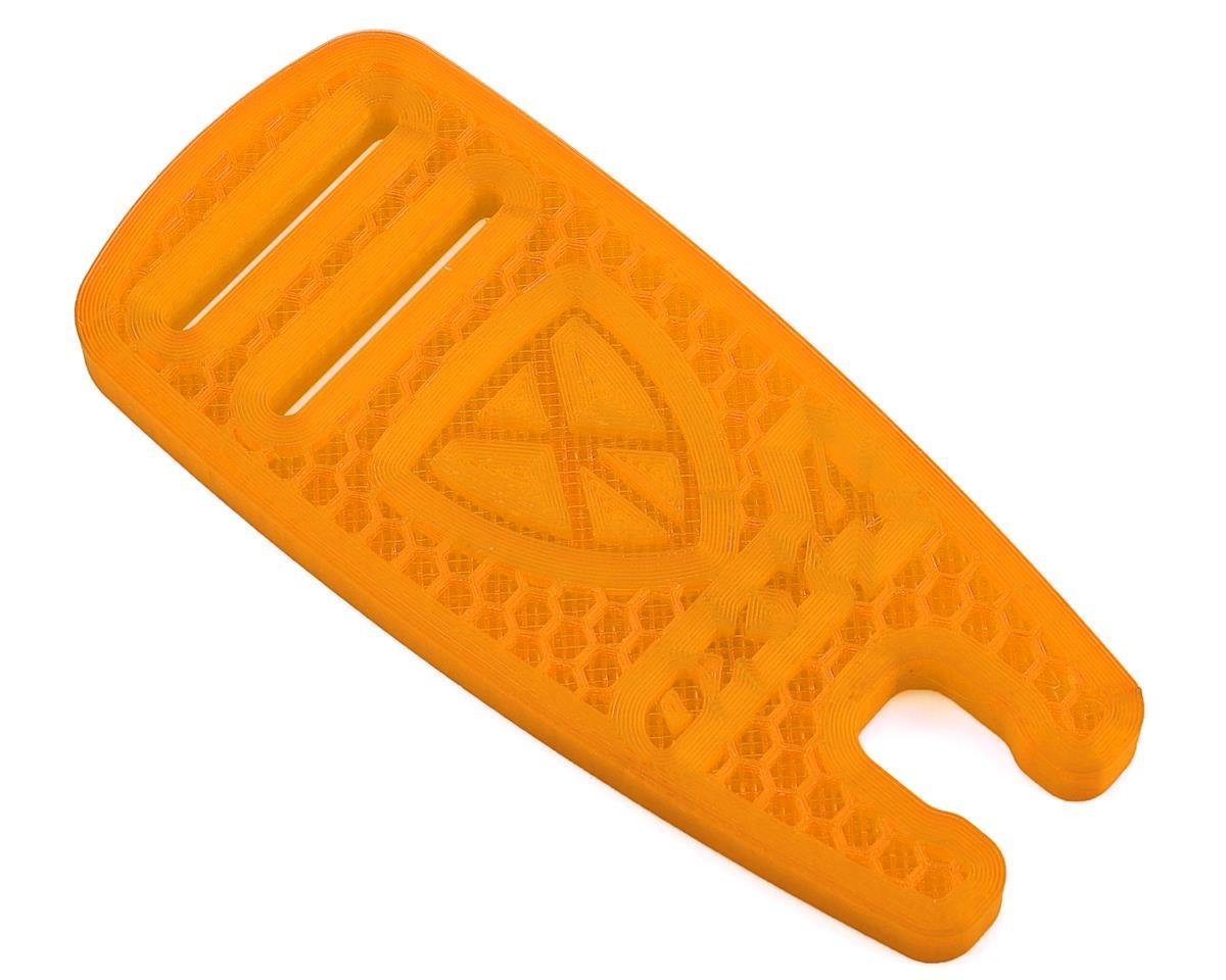 OXY Heli Ninja Flex Blade Holder (Orange) (Oxy 4)