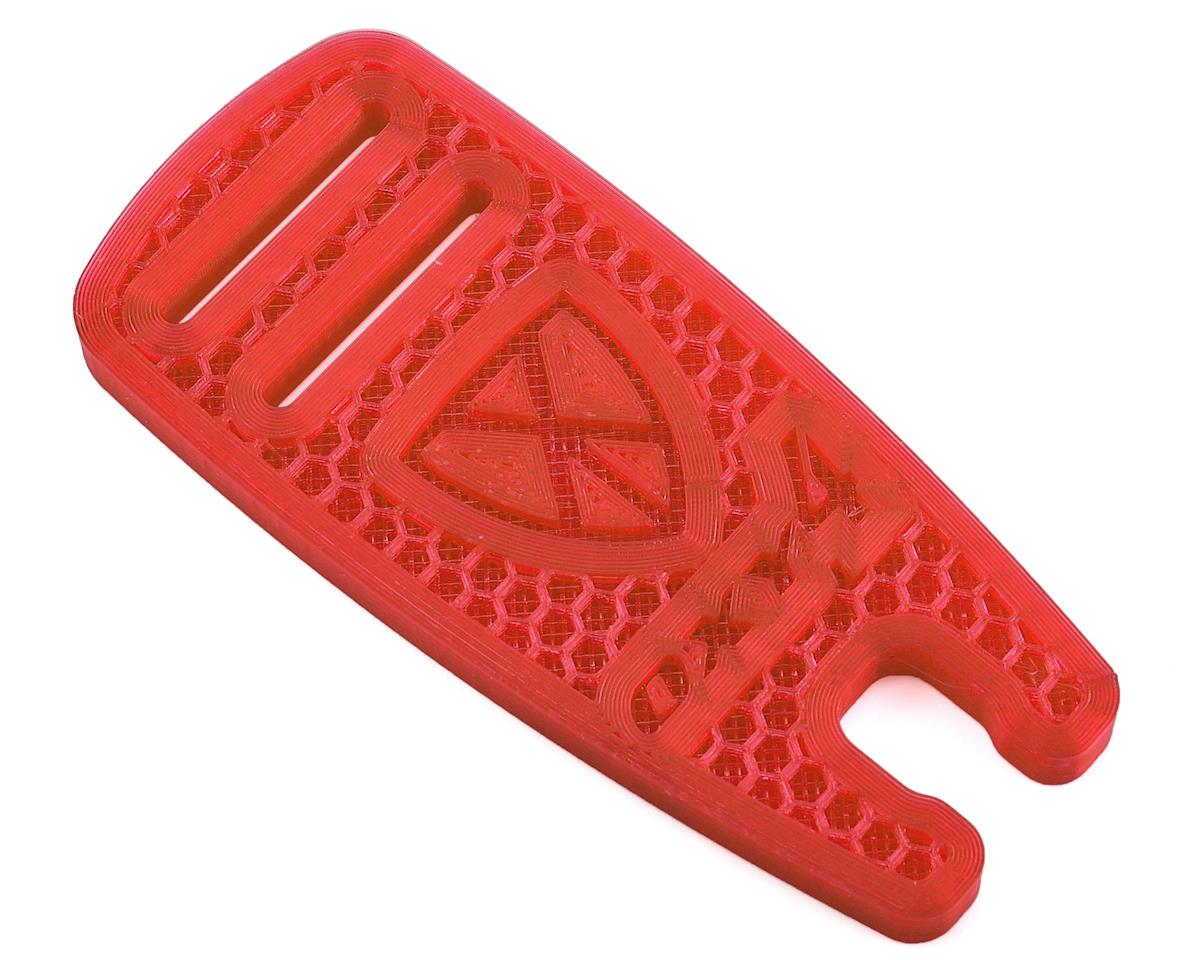 OXY Heli Ninja Flex Blade Holder (Red) (Oxy 4)
