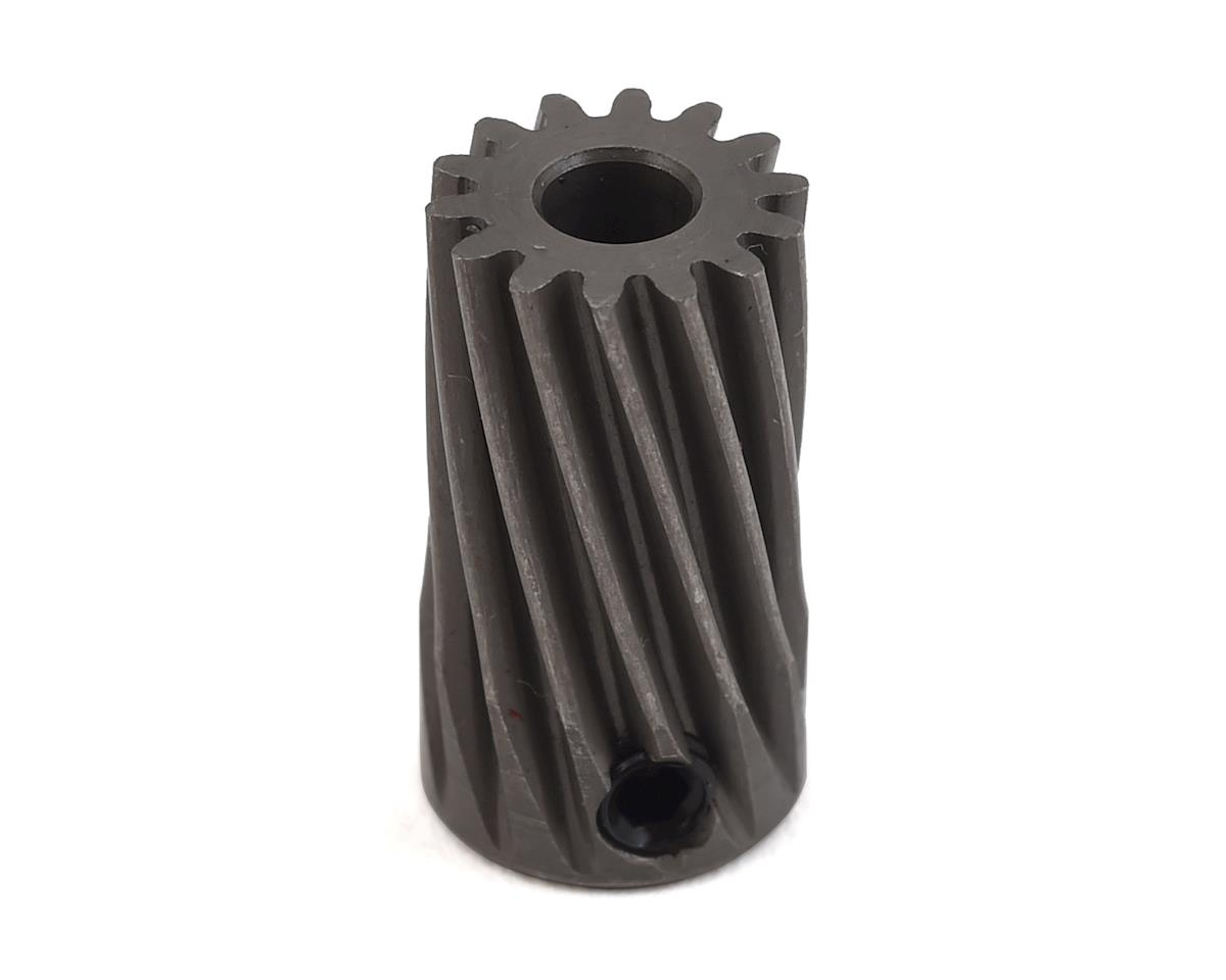 OXY Heli Helical Pinion 14T 3.17mm Motor Shaft (Oxy 4)