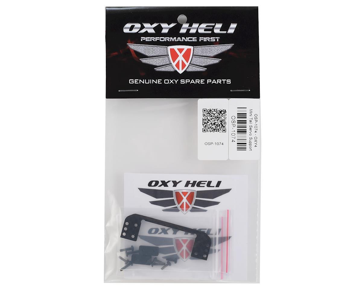 OXY Heli Mini Tail Servo Support (Oxy 4)