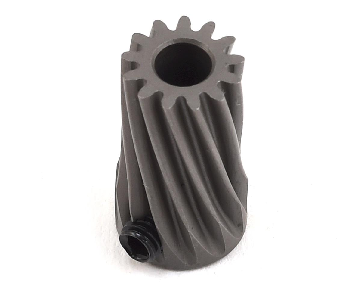 Helical Pinion 13T 3.5mm Motor Shaft (Oxy 4) by OXY Heli