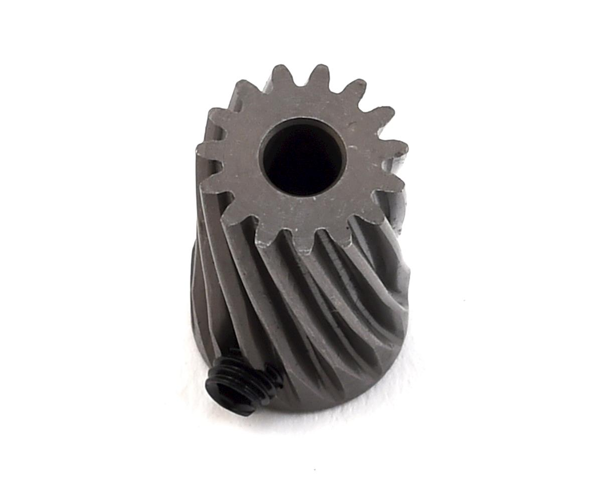 OXY Heli Helical Pinion 15T 3.17mm Motor Shaft (Oxy 4)
