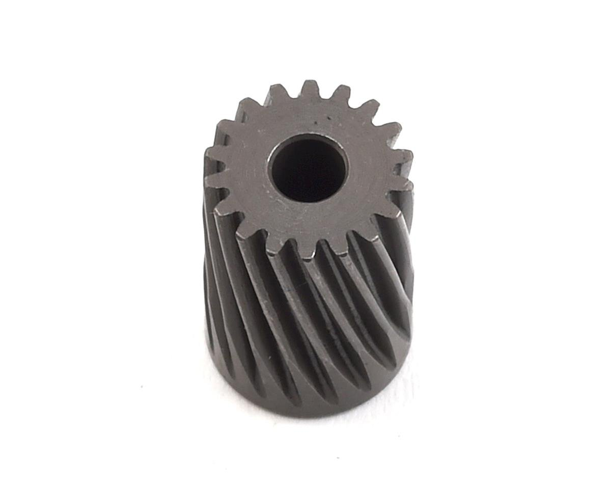 Helical Pinion 18T 3.5mm Motor Shaft (Oxy 4) by OXY Heli