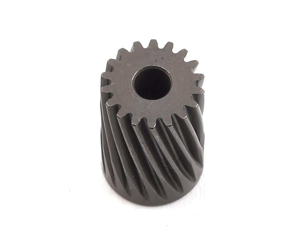 OXY Heli Helical Pinion 18T 3.5mm Motor Shaft (Oxy 4)