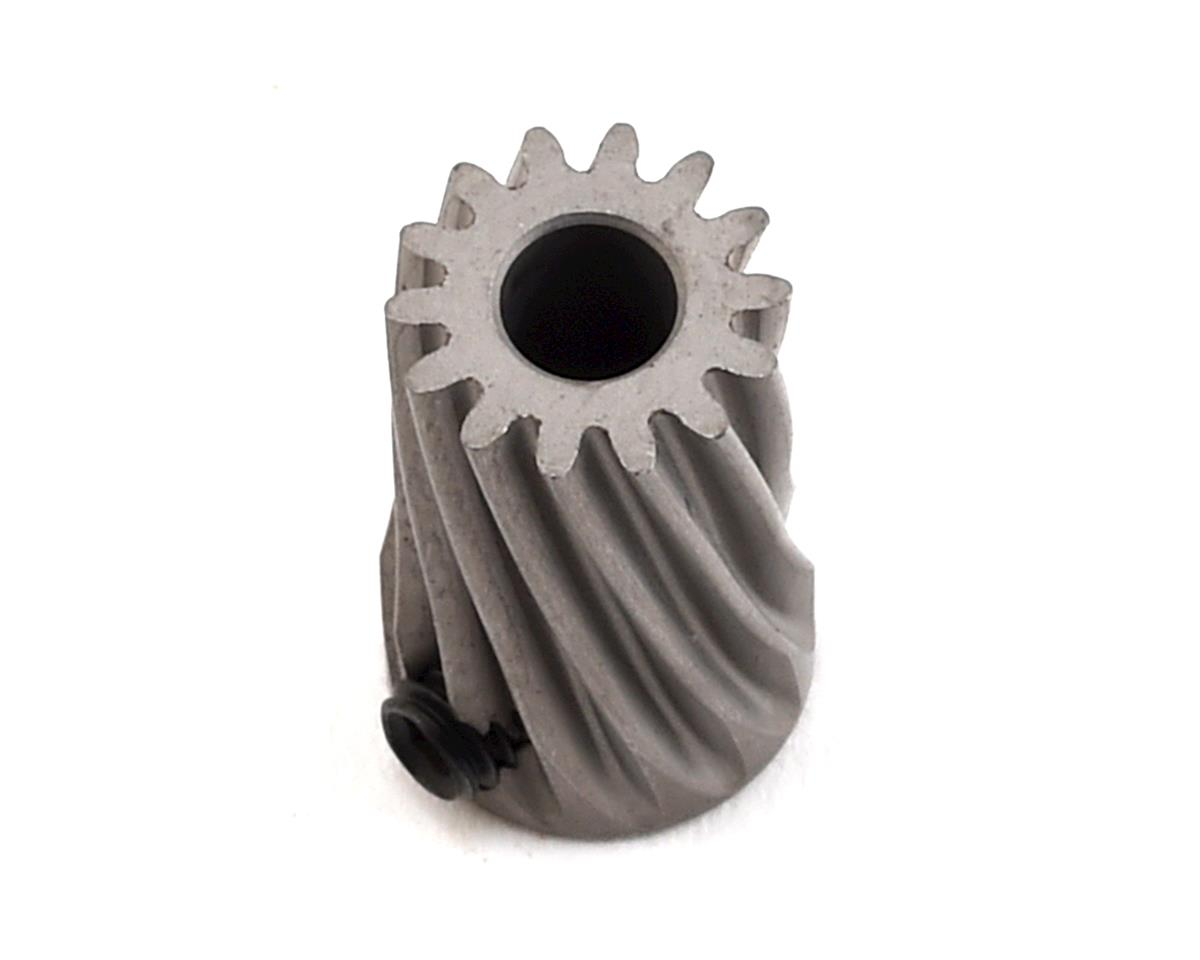 OXY Heli Helical Pinion 14T 3.5mm Motor Shaft (Oxy 4)